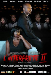 photo officielle de la sortie du film InterprèteII