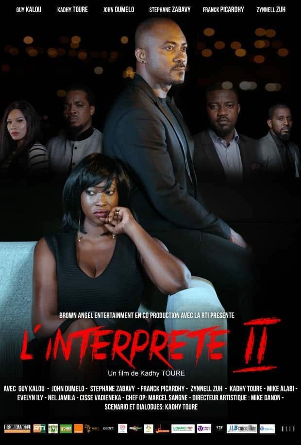 photo officielle de la sortie du film InterprèteII
