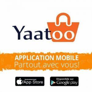 Application mobile Yaatoo CI