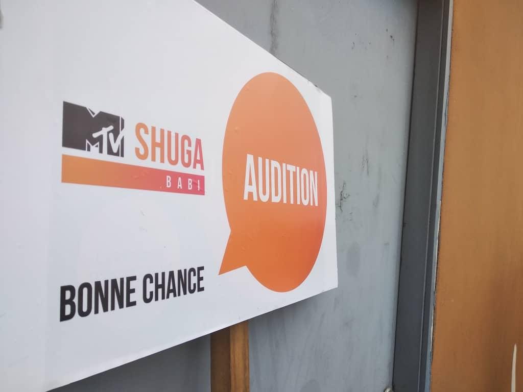 Auditions MTV SHUGA BABI
