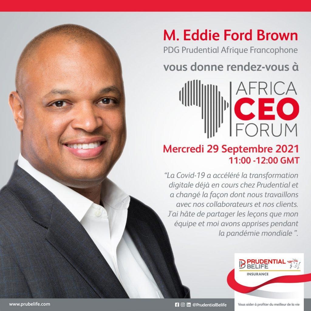 Prudential Afrique francophone
